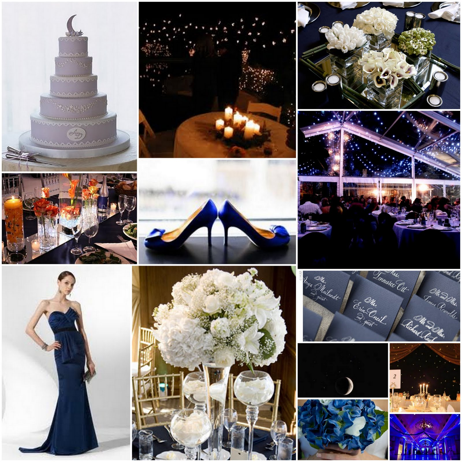 Celestial Weddings: When You Wish Upon A Star