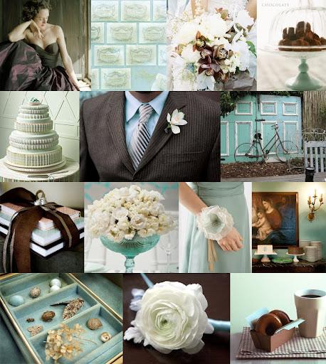 The Tiffany Blue Theme Wedding Ideas: Something Old, Something New, Something Borrowed